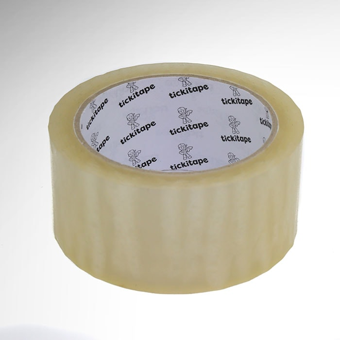 AS154 Solvent adhesive polypropylene packaging tape