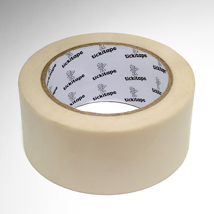 AS207 Low bake crepe paper masking tape 40⁰