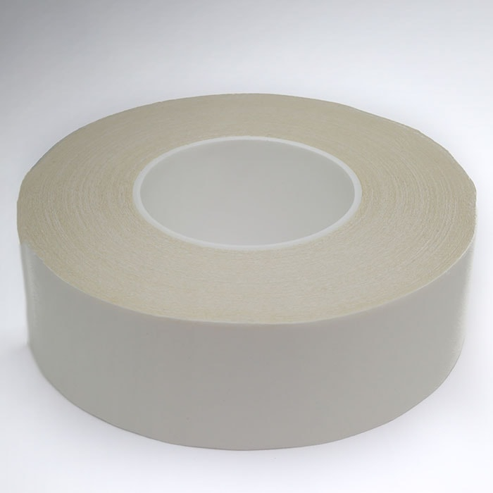 Double Sided Standard Plus Cloth Carpet Tape Gold Grade 50mm