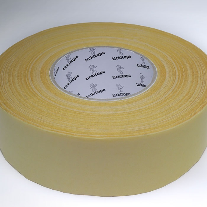 AS371 Double sided Anti Plas, plasticiser free vinyl flooring tape