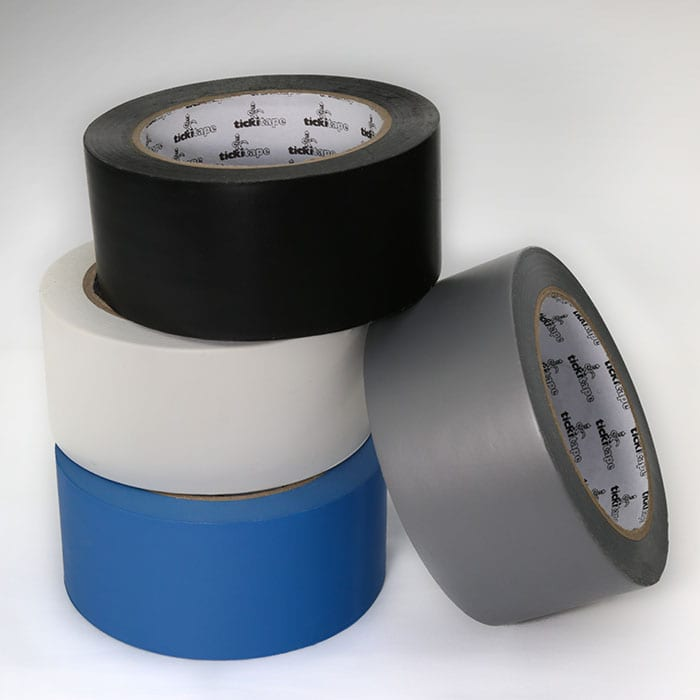 AS403 PVC electrical insulation tape 50mm x 33M