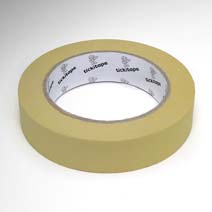 AS206 Automotive low bake crepe paper masking tape