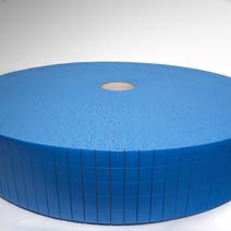 AS246 Blue glazing, transit glass protection pads