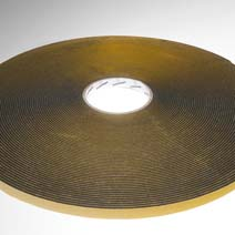 AS346 Double sided PVC security glazing foam tape acrylic adhesive 2mm thick