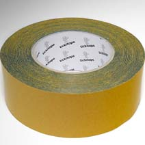 AS364 Double sided exhibition tape, low tack/high tack, low residue carpet tape
